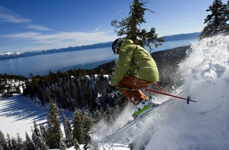 Skier and snowboarder reviews of Homewood ski area, California: